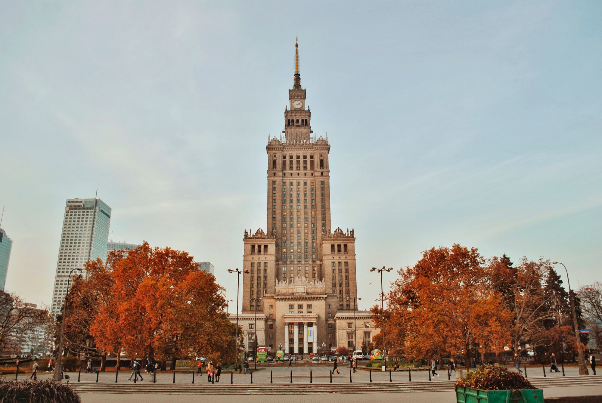 Background Image for Will large malls be replaced by smaller, more convenient venues in Poland?