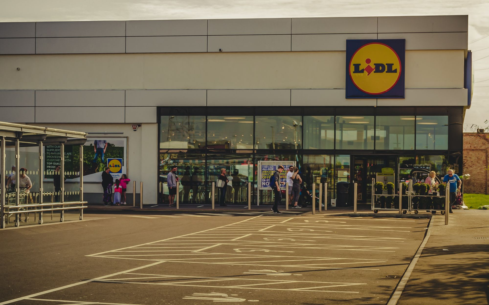 Background Image for Geolytix open Supermarket Retail Points - 20th Edition