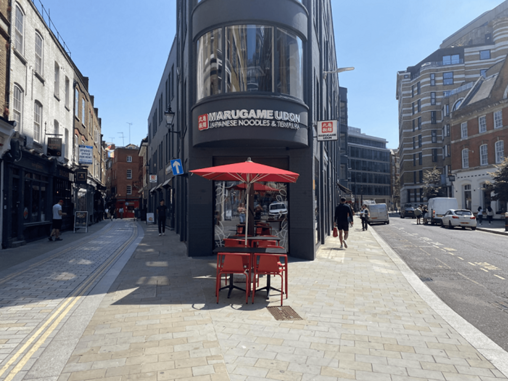 Background Image for Marugame Udon - Liverpool Street's new lunch and evening spot