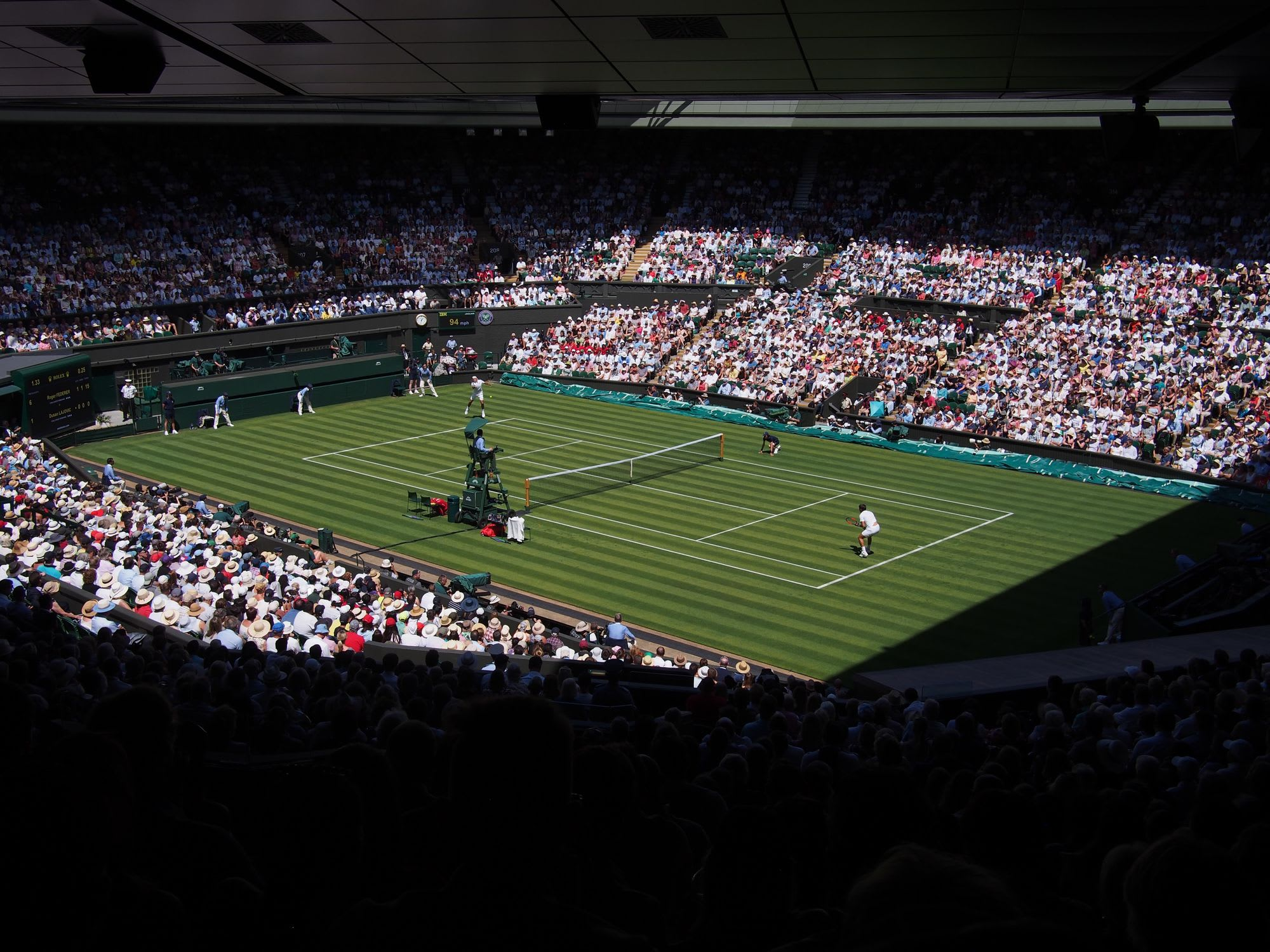 Background Image for The Wimbledon Effect