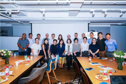 Unveiling SLA China (Society for Location Analysis, China)
