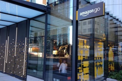 What does the first Amazon Go tell us about the future.