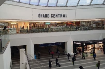 Birmingham New Street/Grand Central: A space fit for the 21st century