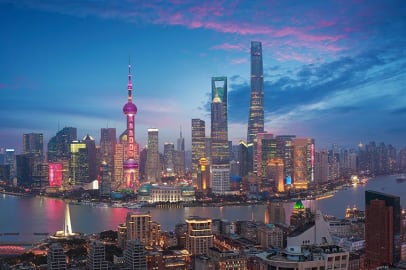 Shanghai – A Flagship City