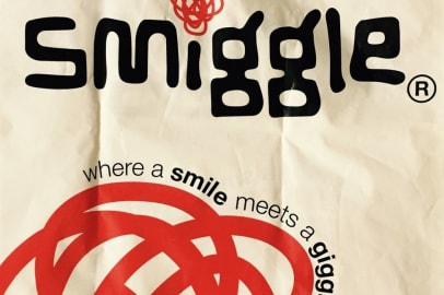 Smiles and Giggles = Smiggle