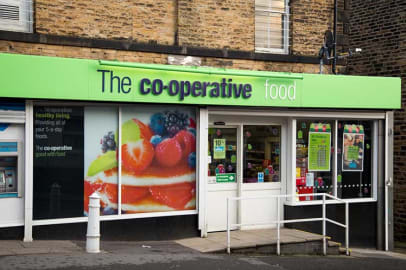 Open Supermarket Locations – now includes the Co-operative Group