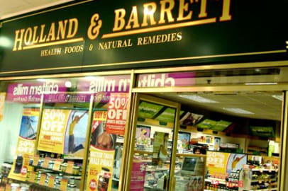 1000th Holland and Barrett store