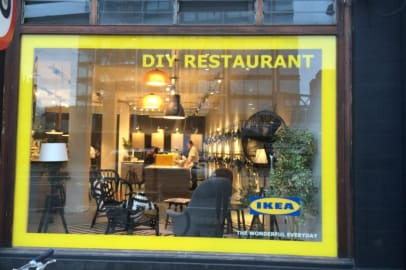 The Dining Club – IKEA