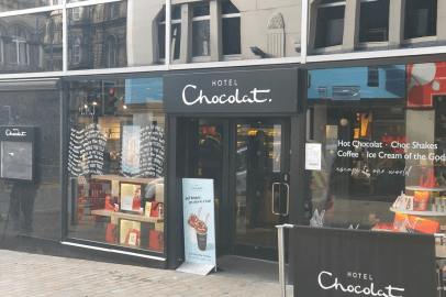 Chocolat: At home and abroad!