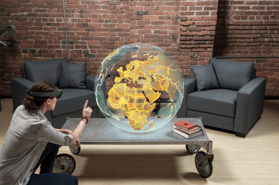 Augmented Reality in the Physical Retail Space