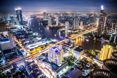 Harnessing Mobility Data in Thailand