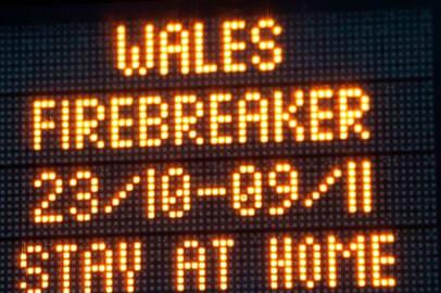 The Wales Firebreak