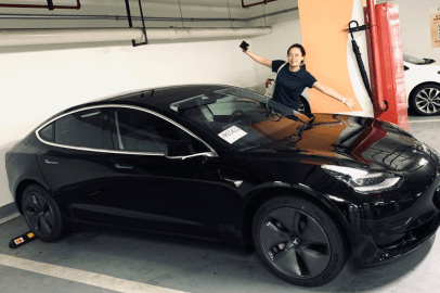 A 4-Month journey with Tesla: a change made on fuelling up