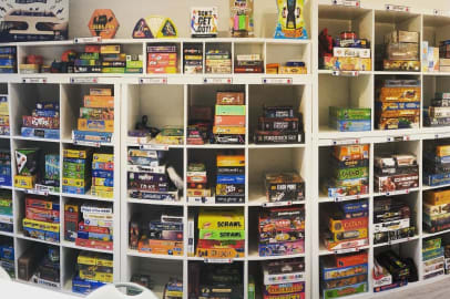 Playing to win: Board Game Cafés and the Communal Meeting Space