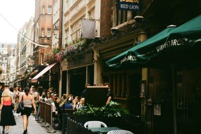London has bounced back