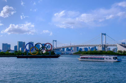 Tokyo Olympics - Summer in the City