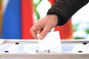 Нижнекамск активно голосует на выборах