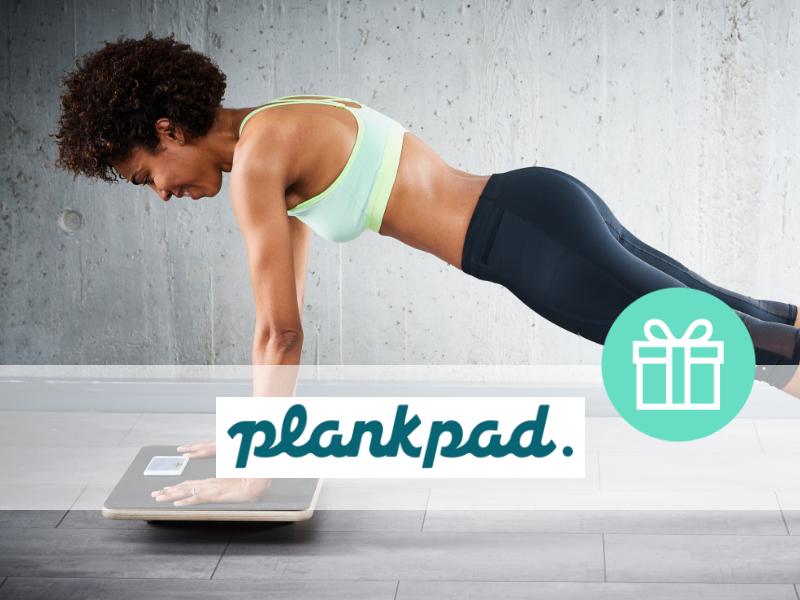 Plankpad Rabatt