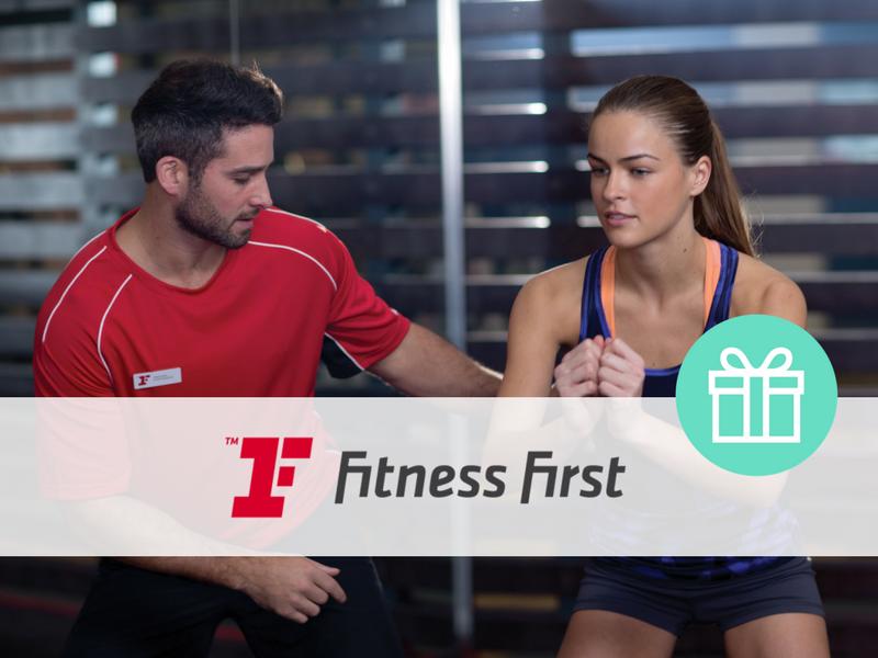Fitness First Partner