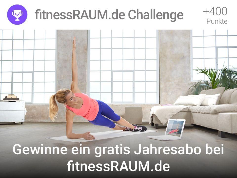 fitnessRAUM.de Challenge
