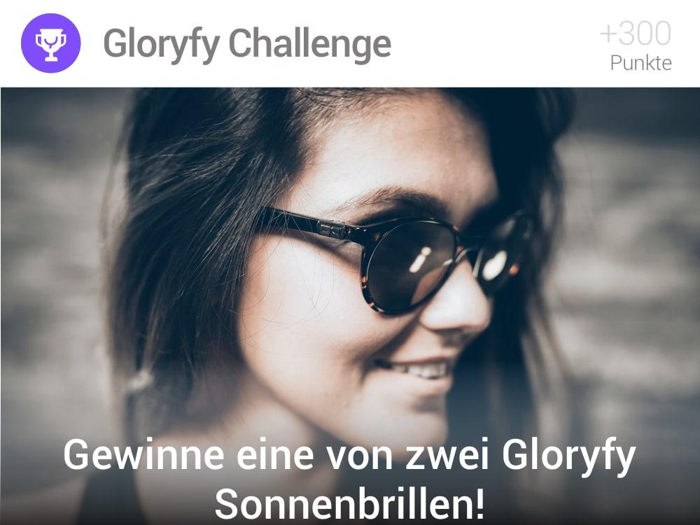 Gloryfy Challenge