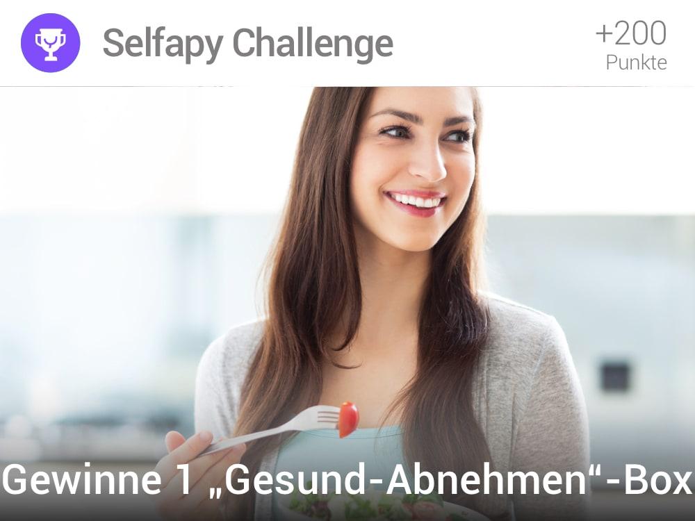 Selfapy Challenge