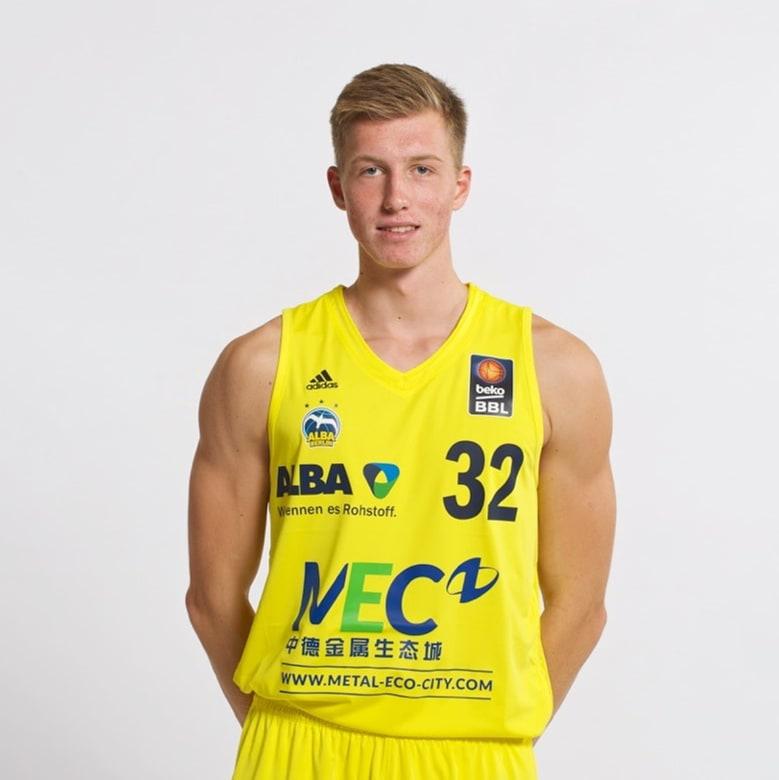Profi-Sportler Robert Glöckner hat schon als Siebenjähriger für ALBA Berlin gespielt.