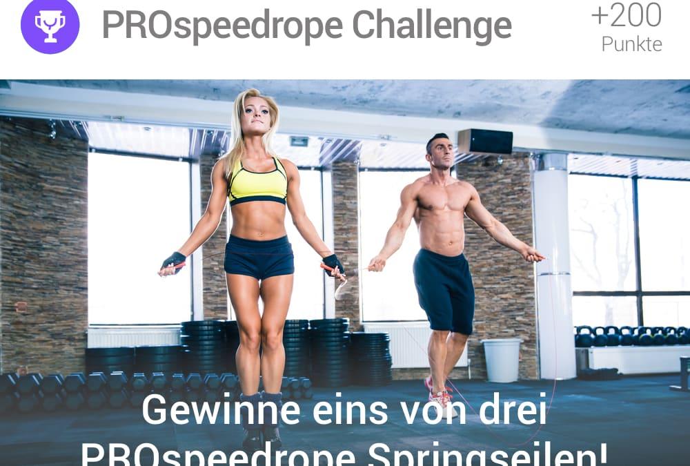 PROspeedrope Challenge
