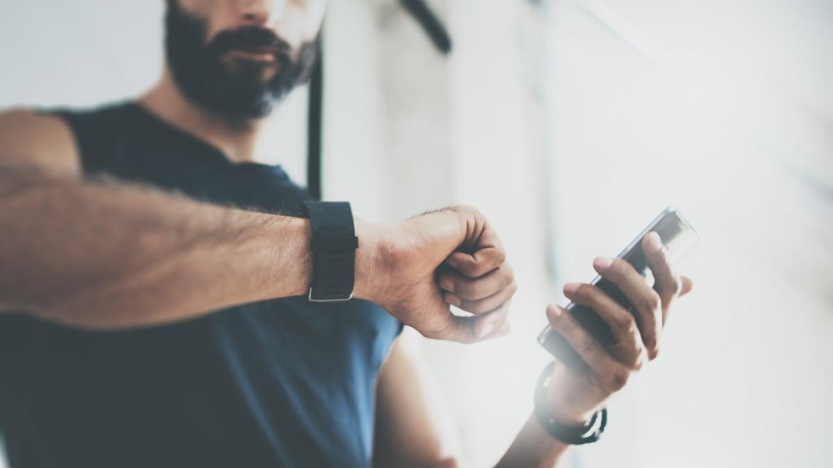 Im Fitnessstudion Prämienpunkte sammeln - sogar für Männer mit Bart