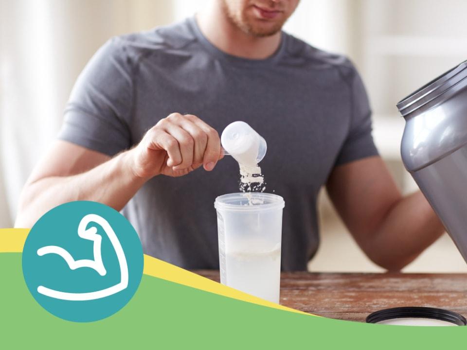 Fett abnehmen ohne Muskelverlust