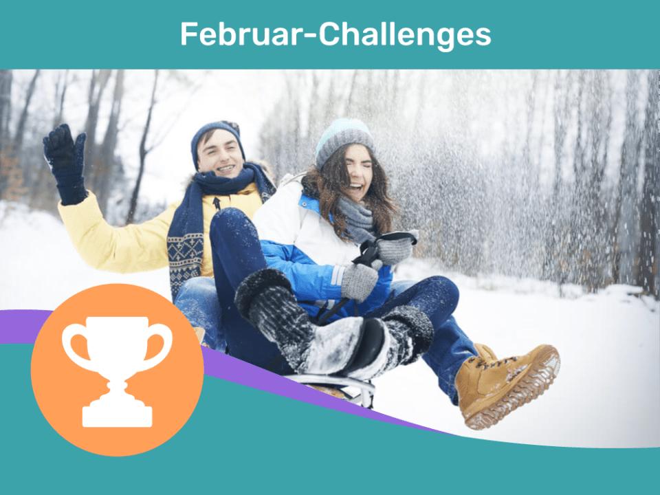 Februar Challenges