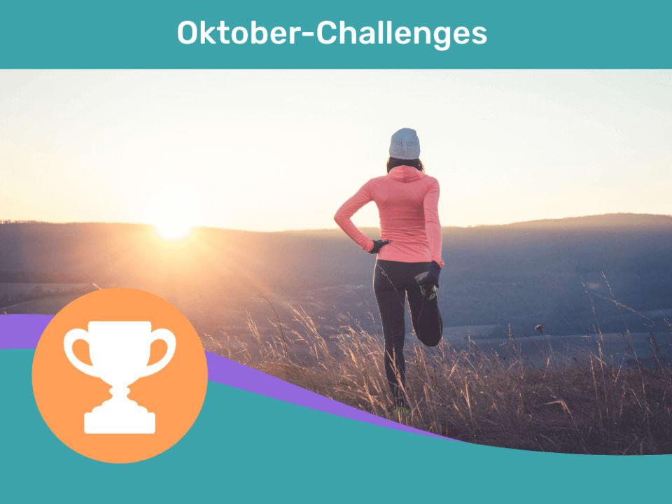 Challenges-Oktober