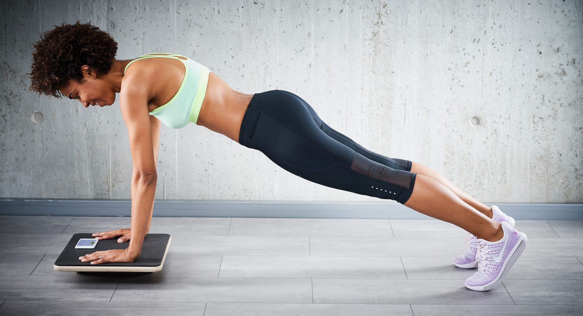 Plankpad