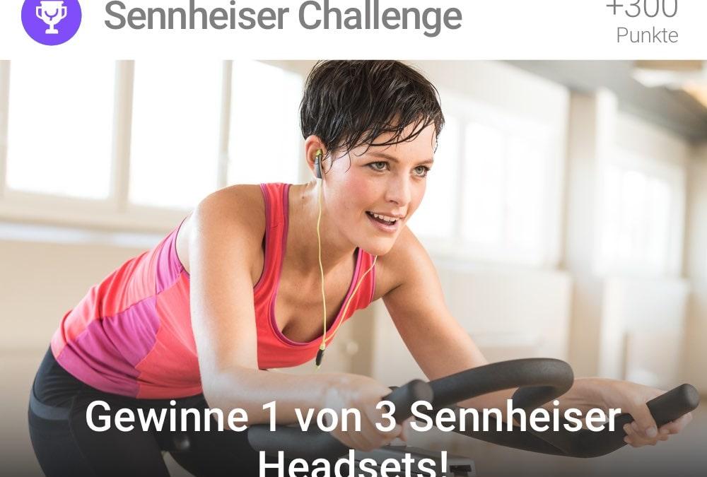 YAS Sennheiser Challenge