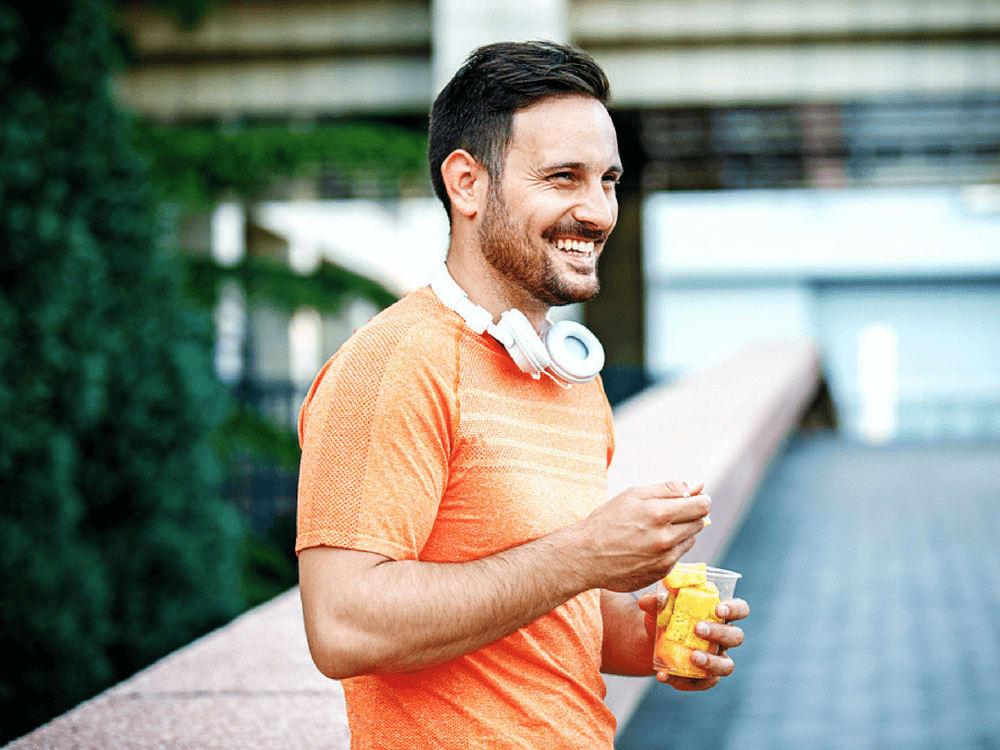 Nervennahrung stressfreie Ernährung