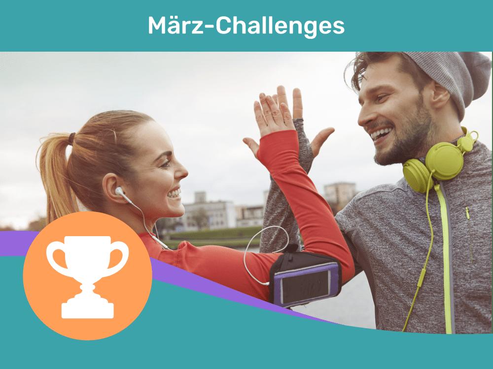 März-Challenges