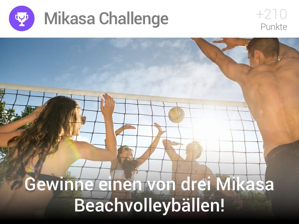 Mikasa Challenge