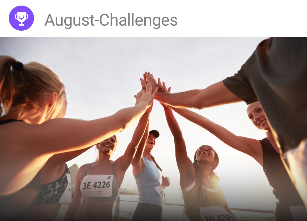 August-Challenges