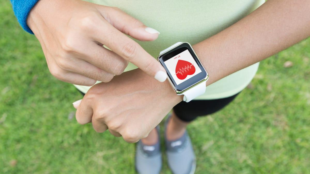 20 Minuten Aktivität am Tag mit einem Fitness-Tracker messen