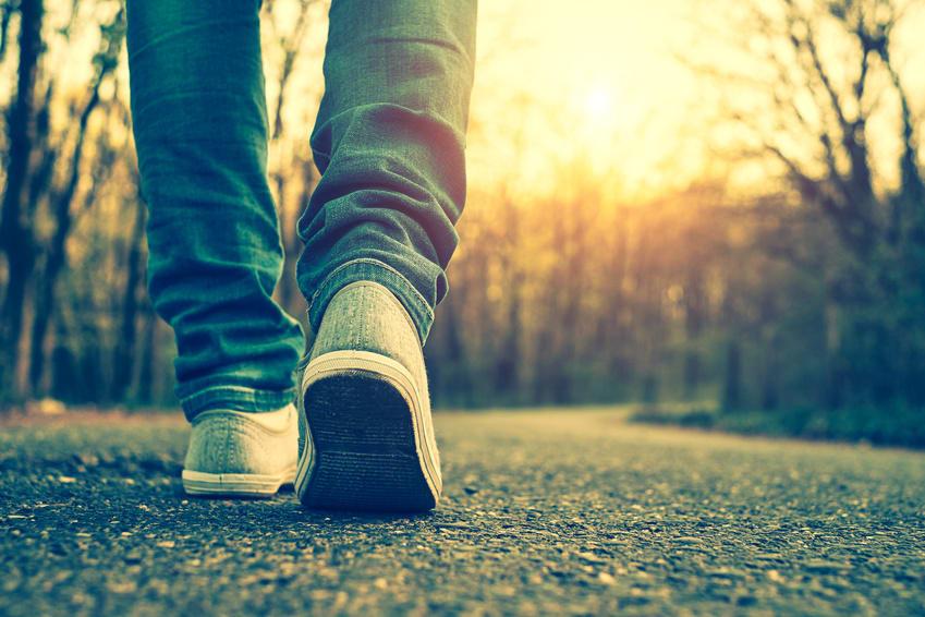 10.000 Schritte täglich mit YAS
