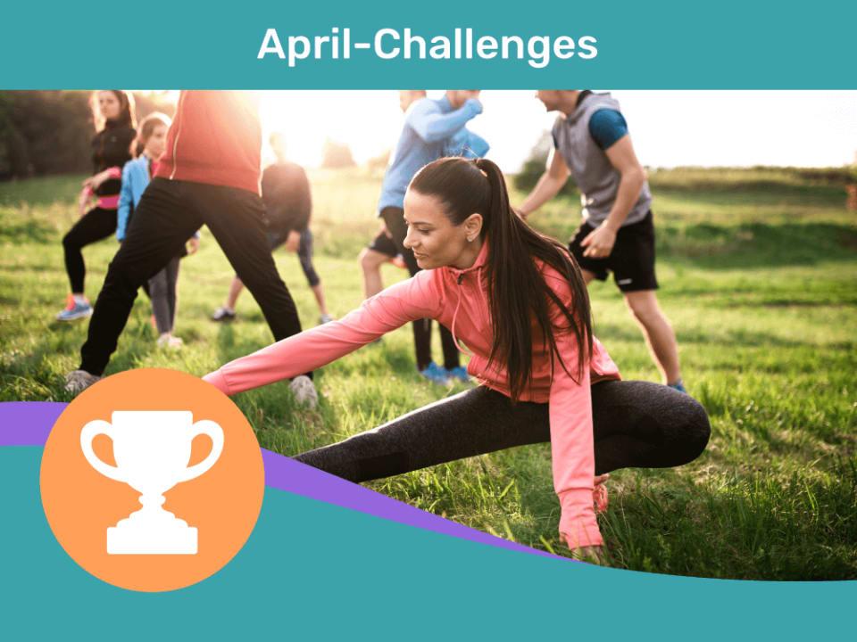 April-Challenges