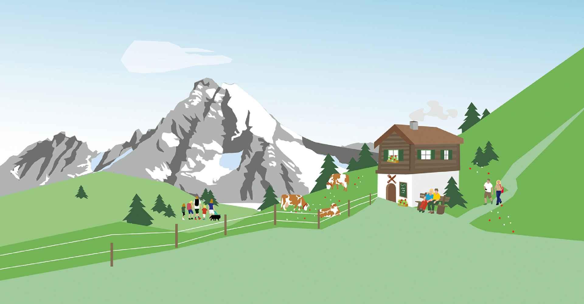2021_bergweltengewinnspiel-wanderpass_at_bw_huttenpass_illu