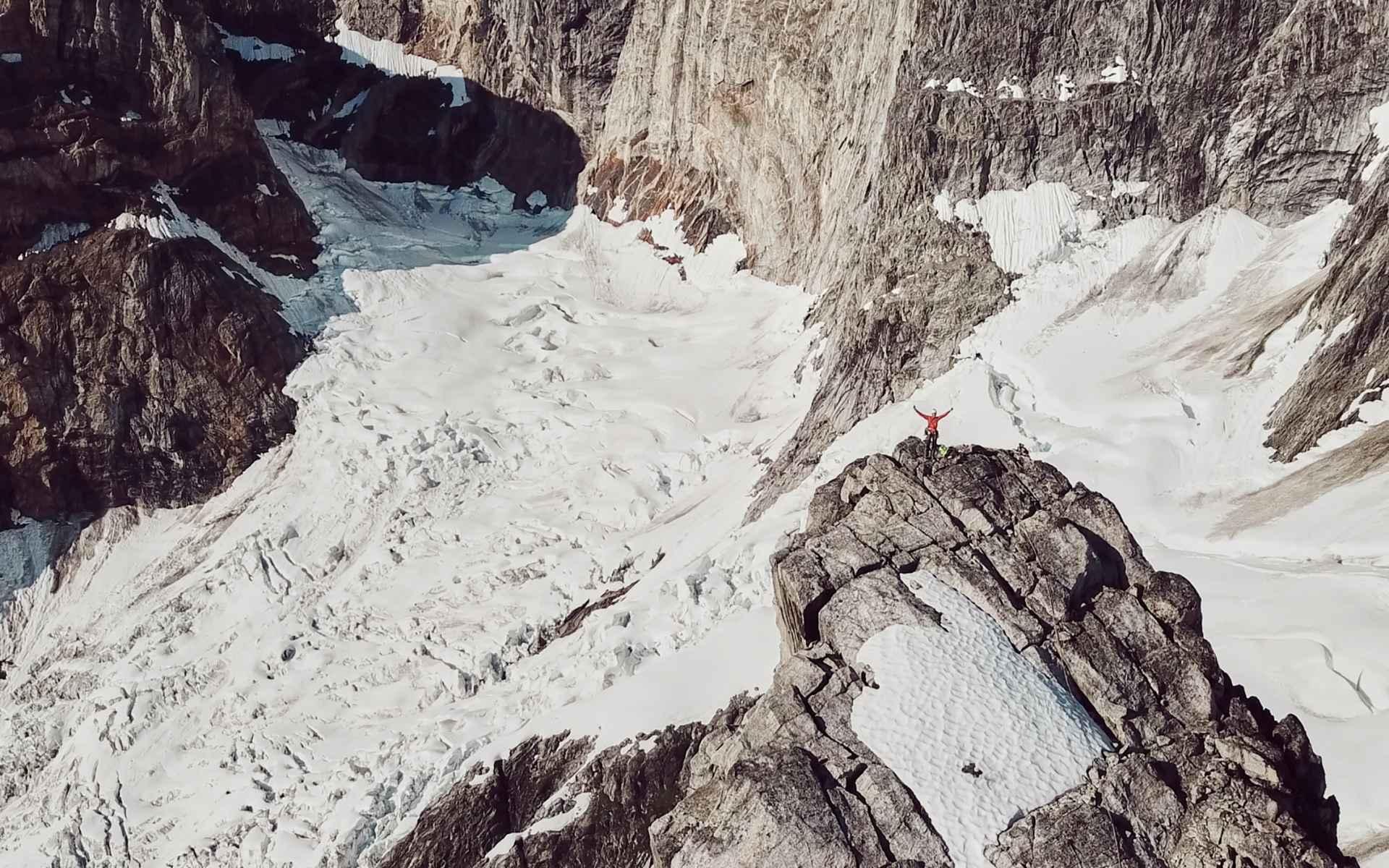 Auf Solo-Expedition in Grönland