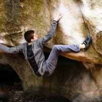 Imagefoto mit dem ROCKET, Leander Carmanns Fontainebleau