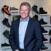 Rudolf Limmer, Commercial Director of LOWA Sportschuhe GmbH