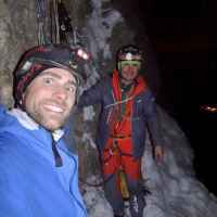 Imagefoto mit dem ALPINE ICE GTX, Simon Gietl Pandora