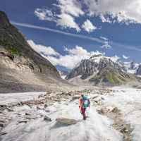 Imagefoto mit dem ALPINE ICE GTX, Bilderauswahl HochzweiMedia August 2020
