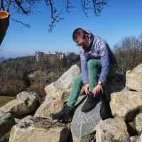 Imagefoto mit dem RENEGADE GTX MID, Stefan Wasmeier (@mountain.addicted) Microadventures