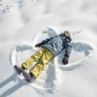 Snow angel ©Franz Walter
