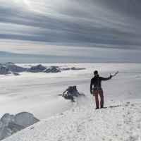 Imagefoto mit dem ALPINE ICE GTX,